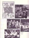 McCluer High School Civil War Concert, February 12, 1972